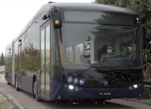 12 autobuze electrice turcești de 18 m vor sosi la Brașov