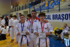 JKA România, ultimele pregătiri înaintea Mondialelor de Karate WUKF