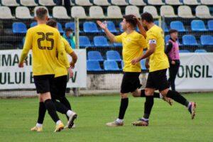 FC Brașov a învins cu 3-1 pe Dunărea Călărași
