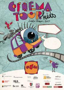 Cinema Tour Kids ajunge în 20 de localități din județul Brașov