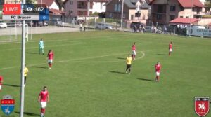 LIVE VIDEO CSC 1599 Șelimbăr  – FC Brașov