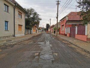Făgăraș: Strada Titu Perția se închide complet circulației auto
